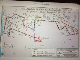 La Salle Campus Map Bus Service In Lasalle Gets The Green Light