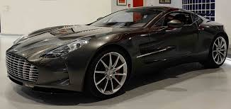 matte black aston martin aston martin one 77 for sale cars
