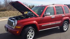 red jeep liberty 2005 sold 2006 jeep liberty 3 7l v6 93k leather moonroof for sale call