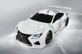 lexus sc430 convertible for sale toronto lexus rc f gt3 racer debuts in detroit will race in u s by 2016