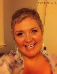 what enhances grey hair round the face update growing out grey hair after the pixie hair cut youtube