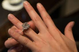 What Finger Does The Wedding Ring Go On by Blame Millennials Diamond Jewelry Business In A Rough Spot