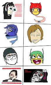 Meme Face Comics - rage comics by waraulol on deviantart