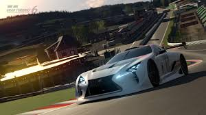 lexus concept lf lc check out the stunning new lexus concept car coming to gran turismo 6