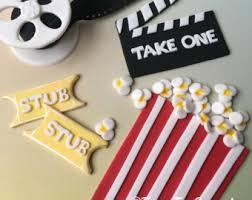 Movie Themed Cake Decorations Globe Cake Topper Etsy