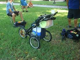 disc golf stroller cart disc golf addiction