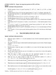248461097 maths ib question bank chapter wise important questions