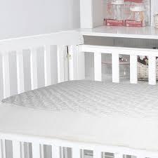 Crib Mattress Cushion Topper 2 Myorganicsleep Best Mattress Topper
