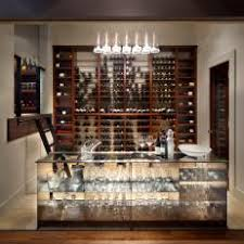 Temperature Controlled Wine Cellar - neutral wine cellar photos hgtv