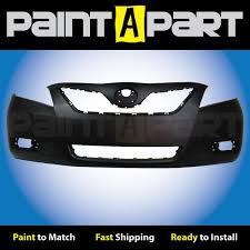 2007 2009 toyota camry le xle front bumper paint a part