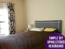 Home Design Diy Modern Diy Headboard Home Design