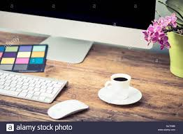 graphic designer desk designer workstation stock photos u0026 graphic