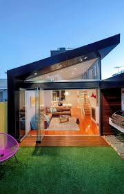 modern extensions traditional home transformed with a glassy modern extension