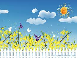 desktop clipart spring scenes free desktop clipart spring scenes