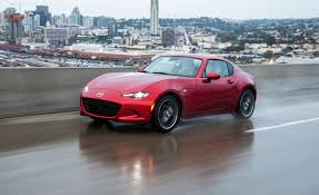 where does mazda come from 2017 mazda mx 5 miata rf first drive review car and driver