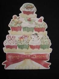 carol wilson christmas cards carol wilson arts 10 christmas cards envelopes cupcakes cup