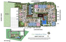 The Seawind Floor Plan by One Lakeshore Drive Allea Real Estate House For Sale Or Rent