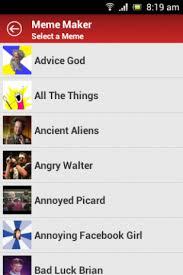 Meme Maker All The Things - meme maker 1 3 1 download apk for android aptoide