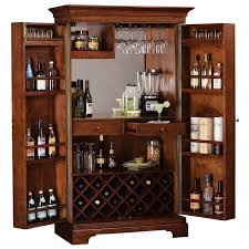 Corner Wine Cabinets Furniture Wine Rack Console Table Corner Liquor Cabinet