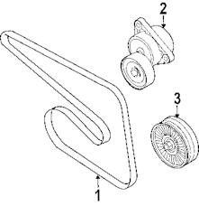lexus is 350 idler pulley lexus parts for order florida lexus dealer