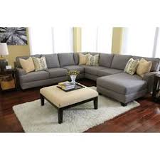 Gray And Yellow Living Room by Left Cuddler Sectional Love The Idea Of A Gray Couch Yellow
