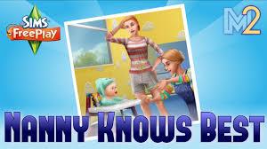 sims freeplay nanny knows best quest tutorial u0026 walkthrough