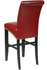 Red Parsons Chairs Met8730rd Office Star 30
