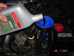 changing transmission fluid honda accord atf drain and fill honda accord diy