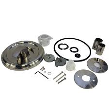 tub shower trim kit for moen in brushed nickel danco