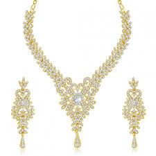 stone necklace sets images Buy online sukkhi exquitely gold plated australian diamond stone jpg