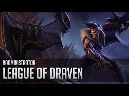 The League Memes - draven s mustache league of draven know your meme