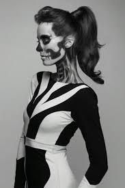 maquillage gothique homme the 25 best maquillage squelette femme ideas on pinterest