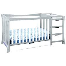 Convertible Cribs With Drawers Fashionable White Crib With Drawers Furniture 2 Set Convertible