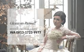 wedding dress jakarta wa 0813 1723 9977 sewa gaun pengantin bridal di jakarta