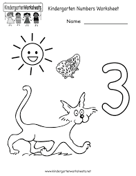 collections of worksheets on numbers for kindergarten wedding ideas