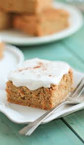 healthy carrot cake blondies gluten free vegan desserts with