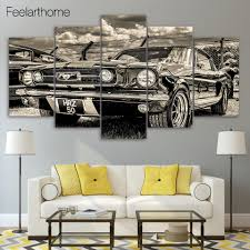 ford mustang home decor ford home decor ford license plate home decor wall hanging by