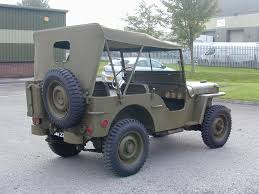 first willys jeep used 1942 willys all models for sale in yorkshire pistonheads