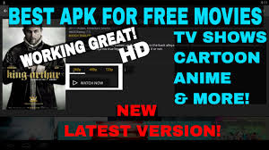 tv shows apk best working apk free and anime and tv shows install