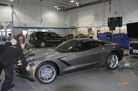 2014 used corvette pics 2014 corvette stingray visits canada s wilson niblett