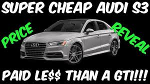 audi s3 cost rebuilding a salvage audi s3 saved me 10 000 here s what it
