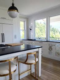 How To Make A Galley Kitchen Look Larger The Best Way To Add A Peninsula To Your Kitchen Maria Killam