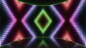 vj colorful lights stage spotlight bulb flood lights led