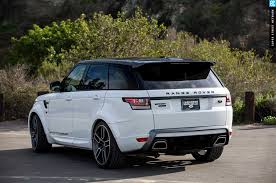 range rover rear caractere exclusive range rover sport photo u0026 image gallery