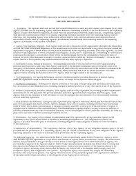 Example Of A 30 Day Notice Appendix E Mutual Aid Agreements From Case Examples Model