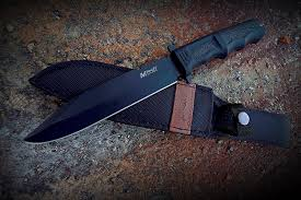amazon com mtech usa mt 086 fixed blade hunting knife black