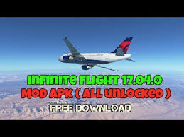infinite flight simulator apk infinite flight 17 04 0 mod apk all unlocked free