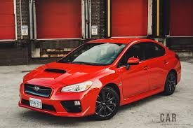 subaru sti 2017 review 2017 subaru wrx canadian auto review