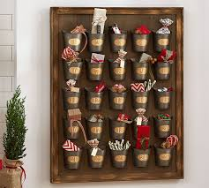 Pottery Barn Christmas Decorations 2014 by Pottery Barn Inspired Advent Calendar New House New Home