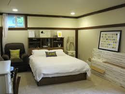 Unique Decorating A Basement Bedroom Beautiful Small Room Ideas With - Basement bedroom ideas